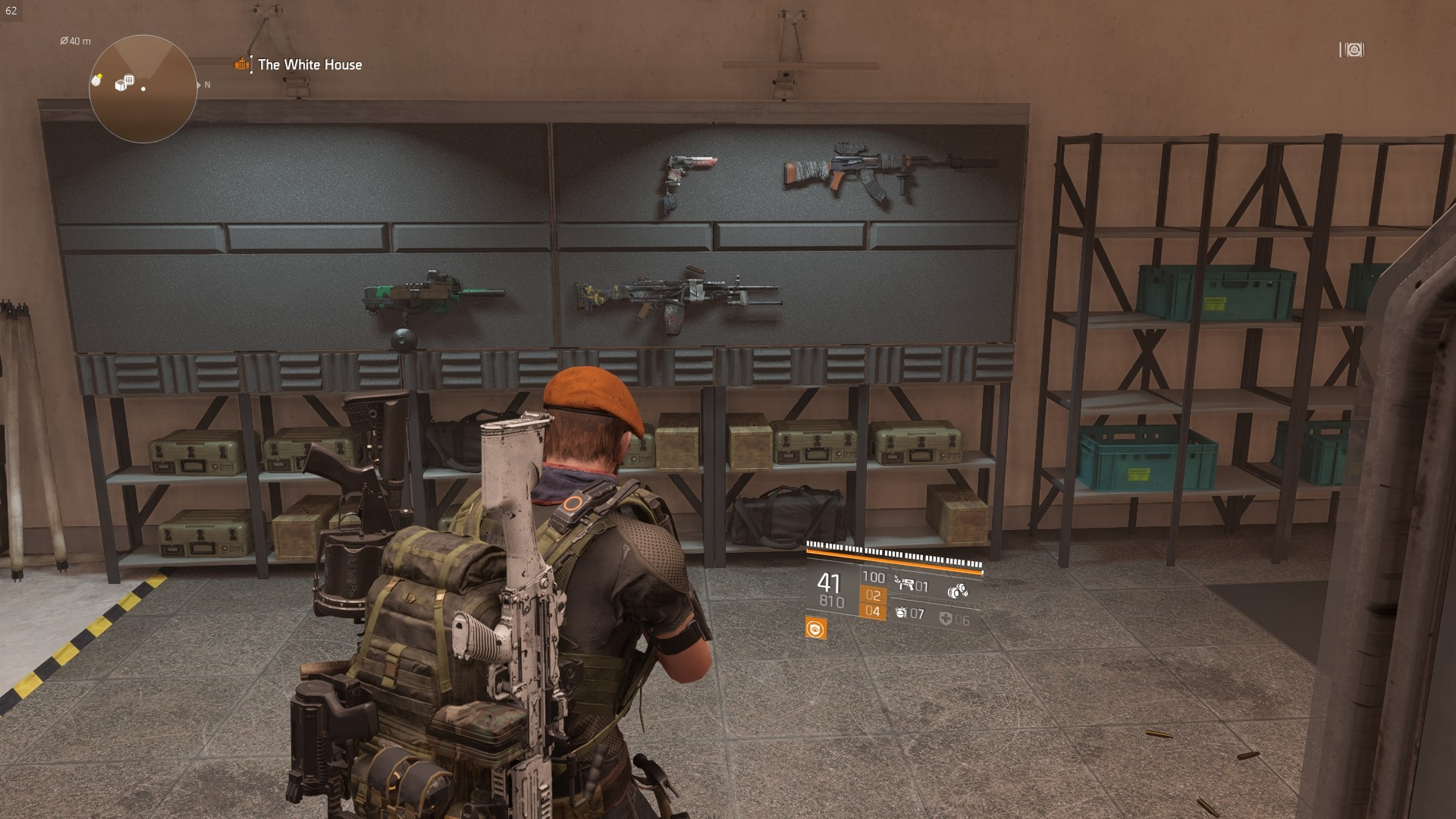 Tom Clancy's The Division 2 - that robot dog is not a good